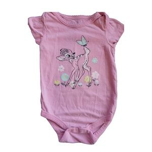 One Piece Jump Baby Bodysuit Bambi